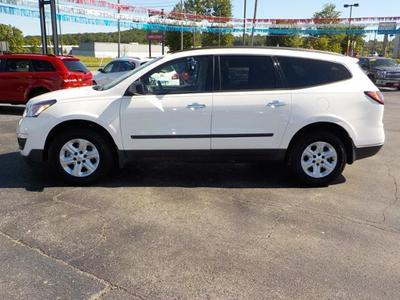 Used 2015 Chevrolet Traverse LS