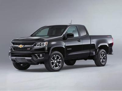 Certified 2015 Chevrolet Colorado WT