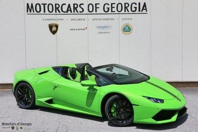 Used 2017 Lamborghini Huracan LP610-4S
