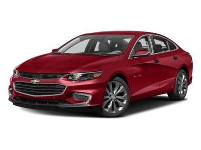 New 2017 Chevrolet Malibu Premier