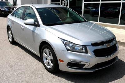 Used 2015 Chevrolet Cruze 1LT