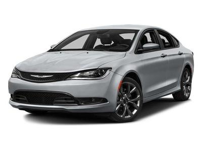 New 2016 Chrysler 200 C