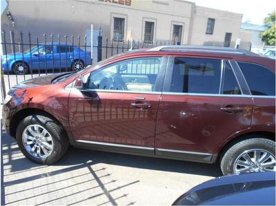 Used 2010 Ford Edge Limited