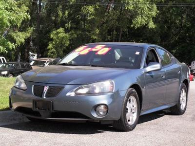 Used 2006 Pontiac Grand Prix Base