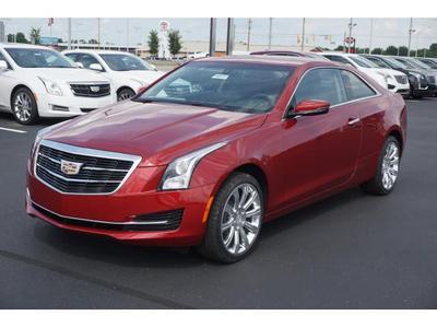 New 2018 Cadillac ATS 2.0L Turbo