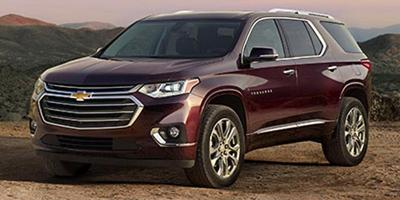 2018 Chevrolet Traverse 3LT
