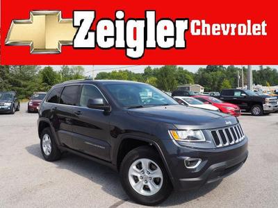 Used 2016 Jeep Grand Cherokee Laredo