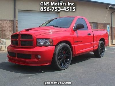 Used 2005 Dodge Ram 1500 SRT-10