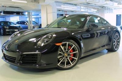 New 2017 Porsche 911 Carrera S