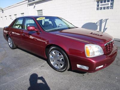 Used 2000 Cadillac DeVille DTS