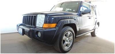 Used 2006 Jeep Commander Base