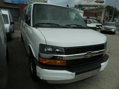 New 2016 Chevrolet Express 3500 LT