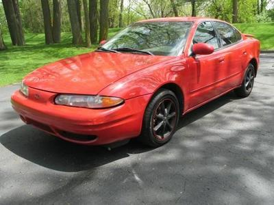 Used 1999 Oldsmobile Alero GLS
