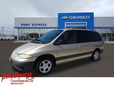 Used 2000 Chrysler Grand Voyager SE