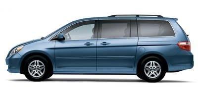 Used 2007 Honda Odyssey EX-L