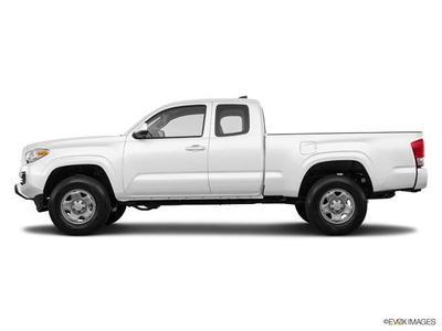 New 2017 Toyota Tacoma SR