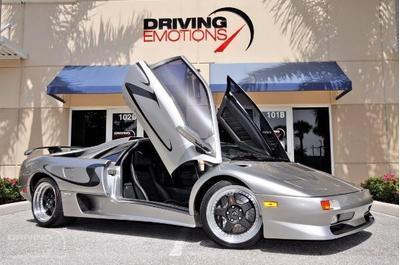 Used 1998 Lamborghini Diablo SV