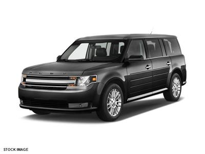 New 2017 Ford Flex SEL