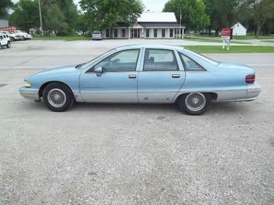 Used 1992 Chevrolet Caprice Classic
