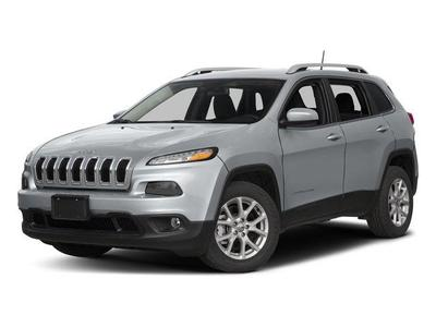 Used 2016 Jeep Cherokee Latitude