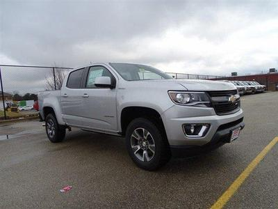 New 2017 Chevrolet Colorado 4WD Z71