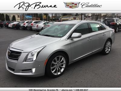Certified 2016 Cadillac XTS Luxury Collection