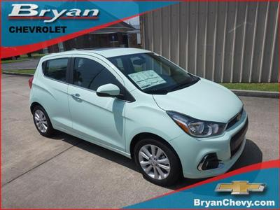 New 2017 Chevrolet Spark 2LT
