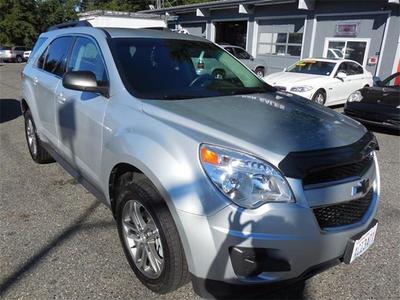 Used 2011 Chevrolet Equinox 1LT