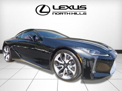 New 2018 Lexus LC 500 Base