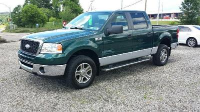 Used 2007 Ford F-150 XLT SuperCrew