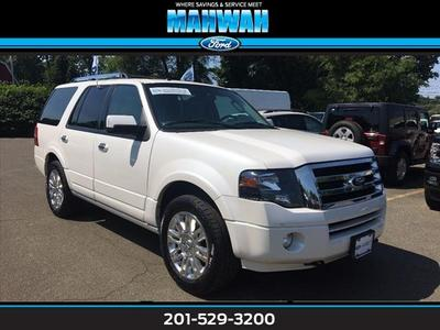 Certified 2014 Ford Expedition Limited