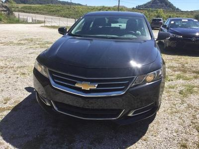 Used 2016 Chevrolet Impala 2LT