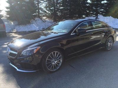 Used 2016 Mercedes-Benz CLS550