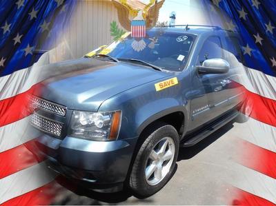 Used 2008 Chevrolet Suburban 1500 LTZ