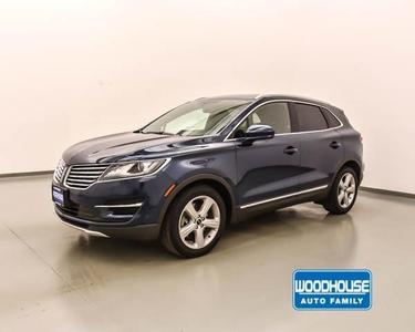Certified 2015 Lincoln MKC Base