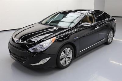 Used 2015 Hyundai Sonata Hybrid Limited