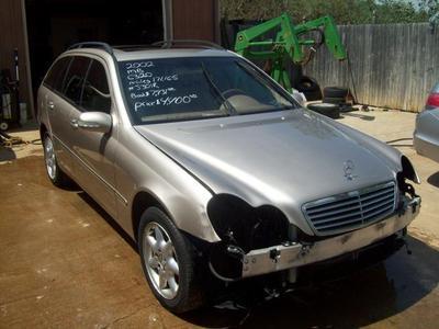 Used 2002 Mercedes-Benz  C320