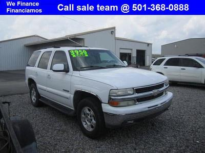 Used 2001 Chevrolet Tahoe LT