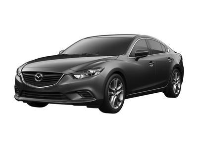 New 2017 Mazda Mazda6 Touring