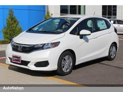 New 2018 Honda Fit LX