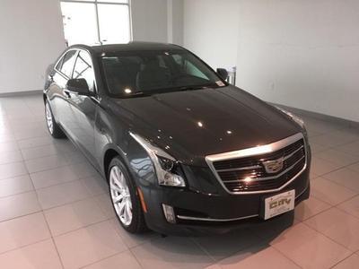 New 2017 Cadillac ATS 3.6L Premium Luxury