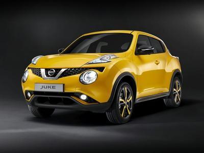New 2017 Nissan Juke SV