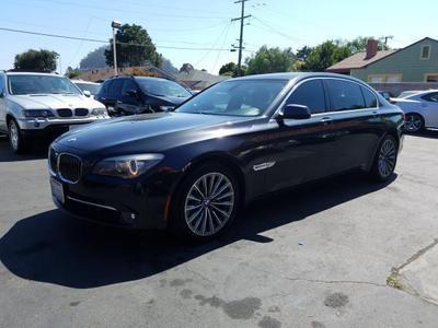 Used 2012 BMW 740 Li