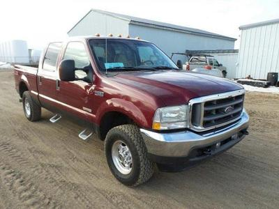 Used 2004 Ford F-250 Lariat