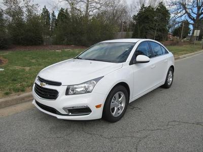 New 2016 Chevrolet Cruze Limited 1LT