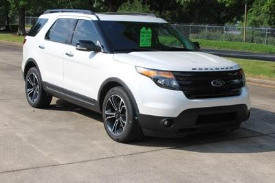 Used 2014 Ford Explorer Sport