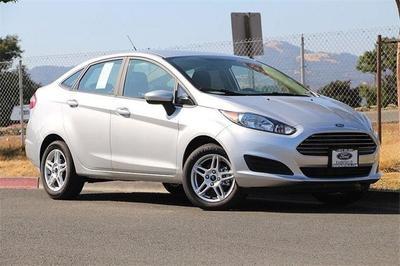 New 2017 Ford Fiesta SE