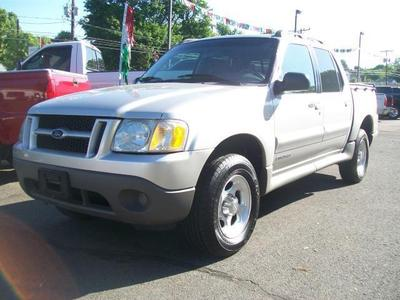 Used 2002 Ford Explorer Sport Trac