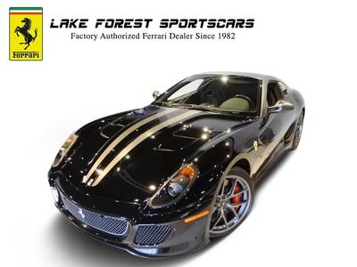 Used 2011 Ferrari 599 GTO Base