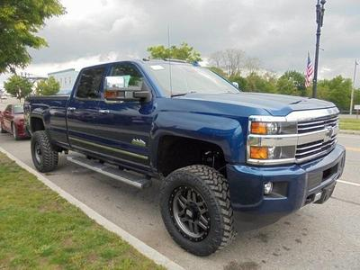 New 2016 Chevrolet Silverado 2500 High Country